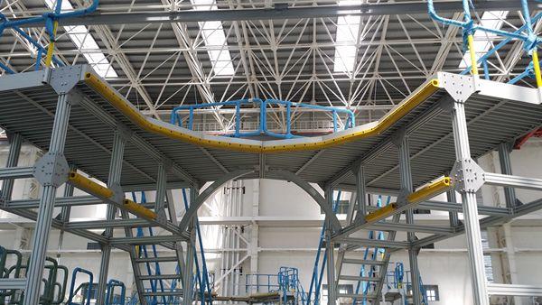aircraft nose dock