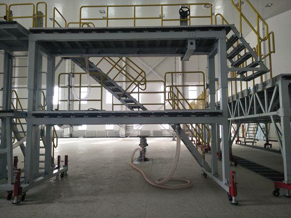 OEM aluminum work platform
