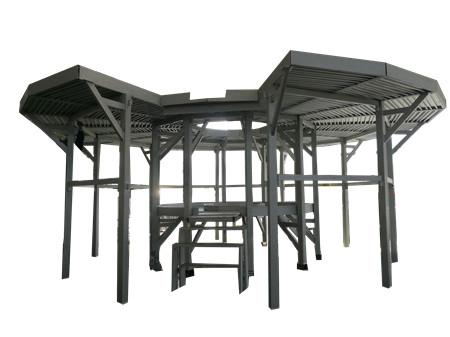electricity station maintenance platform