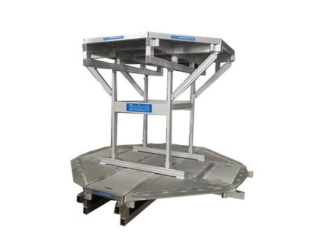 hydro power station maintenance platform