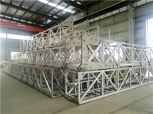 aluminum cantilever beam for engineering truck