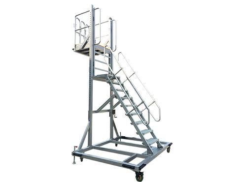 aluminum lifting platform