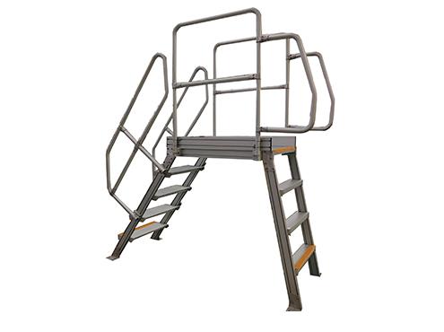 custom crossover ladder