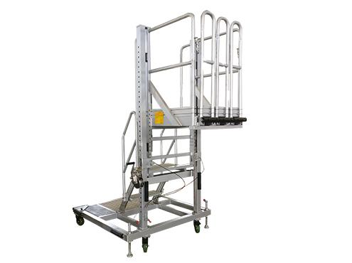 industrial mobile work platform