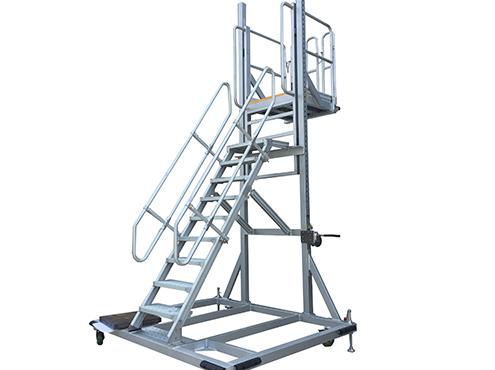 mobile lift platform