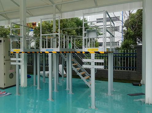 industry facility platform
