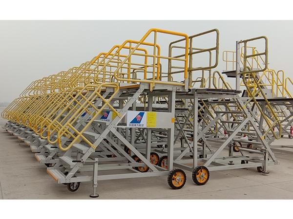 airport cargo cabin access platform