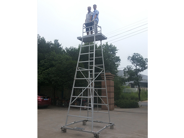 railway headline maintenance ladder