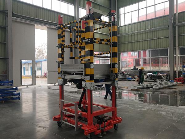 electrical mobile lifting platform