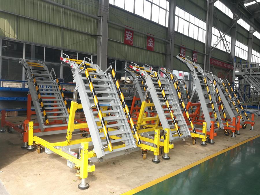 A330 engine maintenance stand